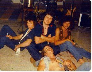 Robbie Boyette AIRCREW 1979