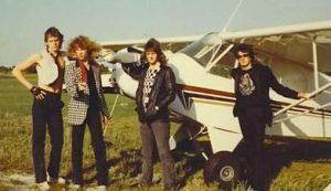 Robbie Boyette AIRCREW 1981