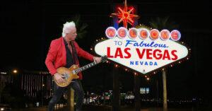 Guitarist and Entertainer Robbie Boyette in Las Vegas